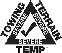 AMSOIL ATF Severe Service Logo