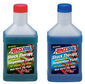 AMSOIL Shock Therapy Suspension Fluid