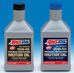 AMSOIL Premium Protection Synthetic 10W-40 & 20W-50
