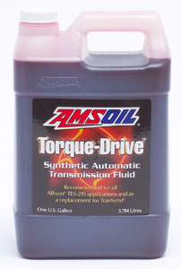 AMSOIL Torque-Drive Synthetic Transmission Fluid