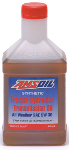 AMSOIL Synthetic Tractor Hydraulic/Transmission Oil