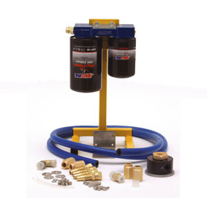 AMSOIL Marine Dual Remote By-Pass Filtration System