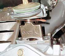 Clean Exhaust Power Valve
