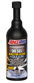 AMSOIL Diesel Injector Clean plus Cold Flow