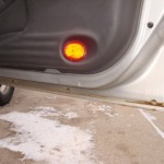 Preventing Car Door Rust Formation