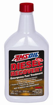 AMSOIL Diesel Recovery Fuel Additive