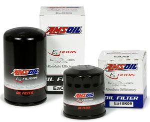 AMSOIL EaO & Ea15K Oil Filters