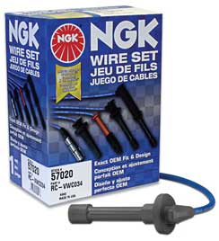 NGK Spark Plug Wire Sets
