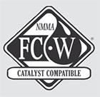 NMMA FC-W Catalyst Compatible Logo