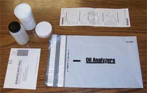Oil Analysis Kit