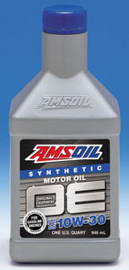 AMSOIL OE Synthetic 10W-30 Motor Oil