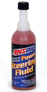AMSOIL Synthetic Universal Power Steering Fluid