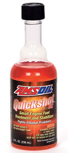 AMSOIL Quickshot Small Engine Fuel Treatment