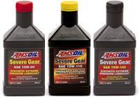AMSOIL Severe Gear 75W-90, 75W-110 & 75W-140