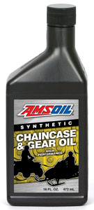 AMSOIL Synthetic Chaincase Oil
