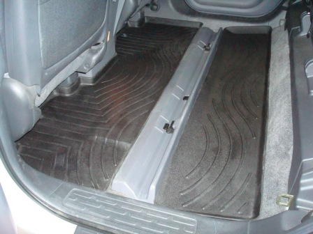 Weathertech FloorLiner DigitalFit Back Mats