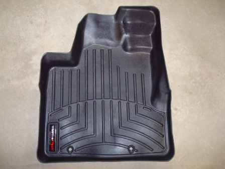 Weathertech FloorLiner DigitalFit After Cleaning