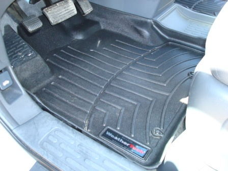 Weathertech FloorLiner DigitalFit Front Mat