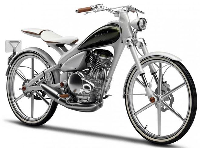 Yamaha Y125 Moeg Concept