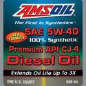 AMSOIL Diesel 5W-40 Meets Ford WSS-M2C171E Spec