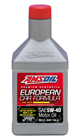 AMSOIL European Formula 5W-40 Improved ESP Synthetic Motor Oil (AFL)