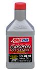AMSOIL European Formula 5W-40 Improved ESP Synthetic Motor Oil (AFL)