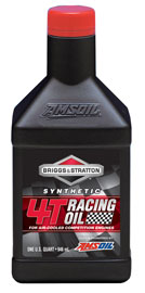 Briggs & Stratton/AMSOIL 4T Synthetic Racing Oil