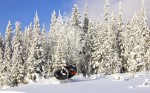Oildepot Showcases AMSOIL Synthetic Snowmobile Oil for 2014