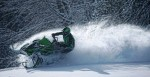 Arctic Cat M Series Mountain Sled 2015