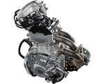 Arctic Cat Turbo Four-Stroke Engine by Yamaha