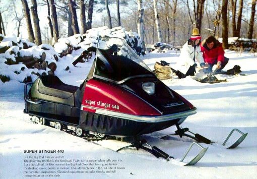 Snowmobile brands names