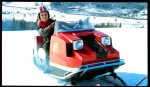 Boa-Ski Cobra snowmobile from 1971