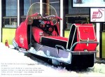 Boa-Ski Vintage Deluxe Snowmobile
