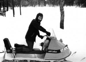Old Ski-Doo Picture