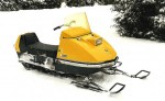 My First Sled: 1972 Ski-Doo Olympique 335