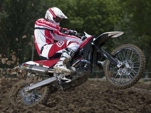 Husqvarna Dirt Bike