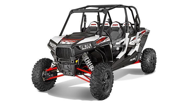 Polaris RZR XP 1000 EPS White Lightning