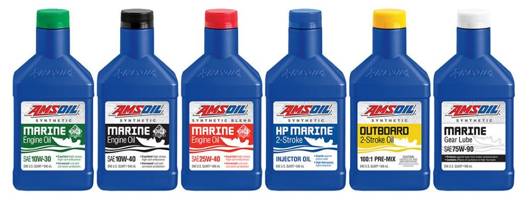 AMSOIL Marine Group 2016
