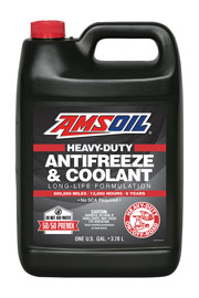 AMSOIL Heavy-Duty Antifreeze/Coolant