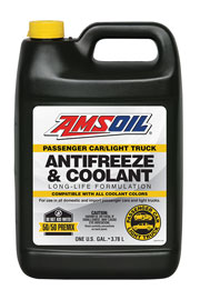 AMSOIL Passenger Car/Light Truck Antifreeze/Coolant