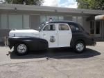 Tim's 1948 Chevrolet North Carolina Sheriff Car