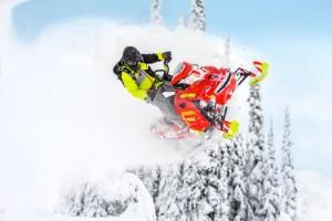 Ski-Doo Freeride 800 2016