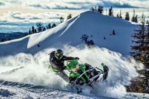 2016 Arctic Cat M Series Snowmobile