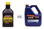 Polaris 2-Stroke Oil Versus AMSOIL