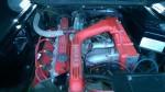 Engine of Lotus Esprit HCI