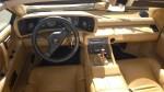 Interior of Lotus Esprit