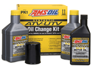 AMSOIL ATV-UTV Oil Change Kit