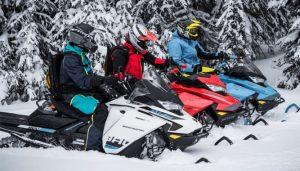 2019 Ski-Doo Snowmobiles