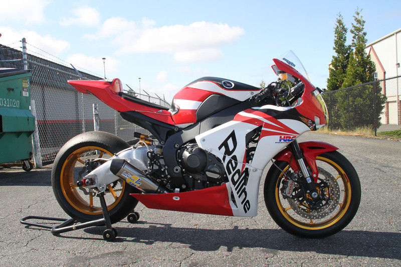 Redline Motoparts Honda CBR 1000RR
