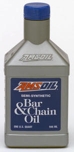 AMSOIL Semi-Synthetic Bar & Chain Oil